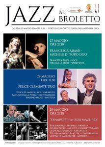 Jazz al Broletto- Pavia