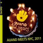 Auand Meets NYC, 2011